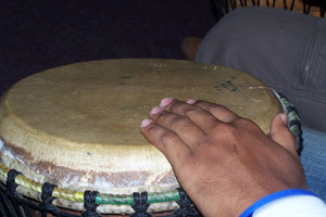 Beat-it Djembe fun in Cape Town
